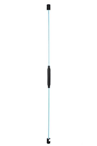 FA Sports Flexible Push Swing Stick, Himmelblau