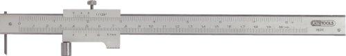 KS Tools 300.0626 Calibro a Tracciare con Rotella, 200 mm