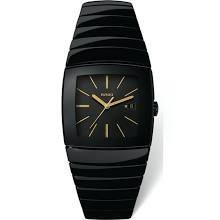 Rado Herren-Armbanduhr Analog Quarz Keramik 156.0723.3.019