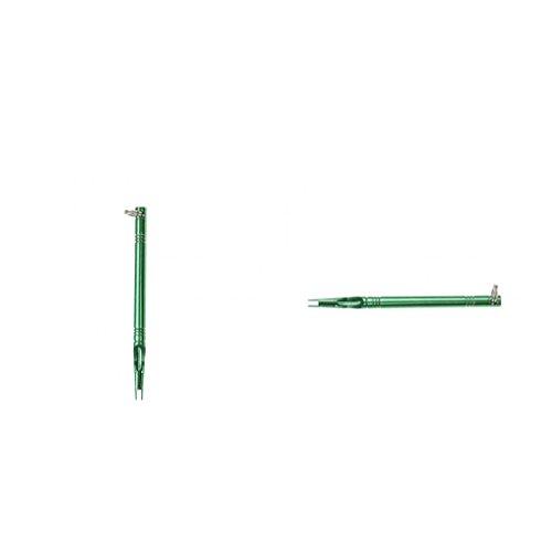2x Fishing Nail Knoten-Werkzeug-Bindung Knoten Binden-Werkzeug-Fliegen-Fischen-Linie Tyer (Nail Knot Tool)