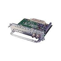 Cisco ATM NETWORK MODULE - Gateways/Controllers (E3 ATM, 75 Ohm BNC type connector,  DS3 and E3 ATM network modules are supported in all 2600 Series, 3620, 3640, and 3660 platforms, 39 x 180 x 182 mm, 5 - 55 °C, -25 - 70 °C) -
