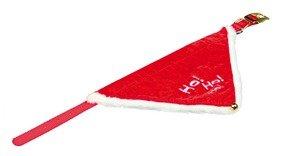 Collier bandana de Noel «Ho Ho Ho» pour Chat/Chien (45-55cm/25mm)