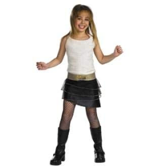 Hannah Montana Child Costume Medium 10-12
