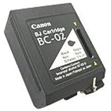 Canon BC02 JET  - Cartucho de tinta negra