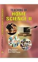 Teaching of Home Science: II