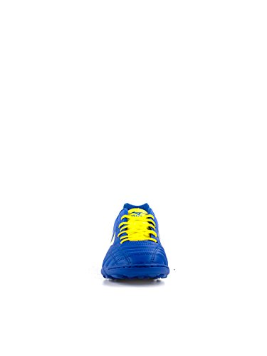 Mizuno Chaussure de Sport Futsal 2014 Neo Shin Astro Jaune Bleu Blu Giallo