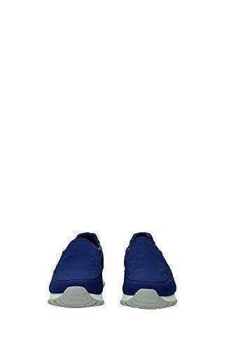 3S5947BLUETTE Prada Sneakers Femme Nylon Bleu Bleu