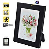 Best Nanny Picture Frames - 16GB Hidden Nanny Camera Picture Frame Motion Activated Review