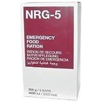 Ración De Emergencia Al Aire Libre Campamento Castrense NRG-5 Raciones ración de alimentos de emergencia abastecimiento de 500 g