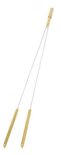 Wünschelrute - Messinggriff und Aufsatzspitze (42.5 cm)