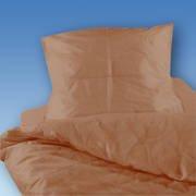Suprima Inkontinenz Bettwäsche-Set aus PVC rosa