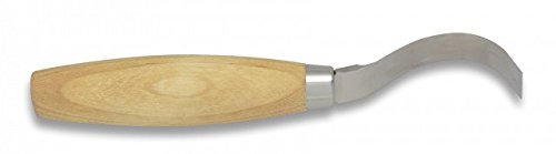 Cuchillos Morakniv Wood Carving 163 mango de madera tamalo 6.5 cm 1730