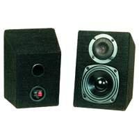 2x Trapez Boxen Lautsprecher 40 Watt 2-Wege Box SB 2000