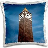 clock-towers-tunisia-tunis-avenue-habib-bourguiba-clock-tower-16x16-inch-pillow-case