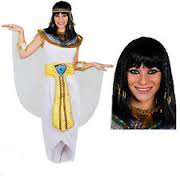 ILOVEFANCYDRESS KÖNIGIN DES NIL ÄGYPTEN PHARAONIN KOSTÜM MIT -