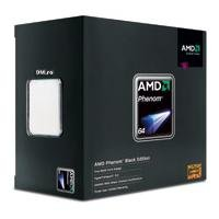 ore 9950 Agena Box Black Edition CPU Phenom X4 Quad-Core 2600 MHz Sockel AM2+ 2000 FSB 4096 KB 125 W (Amd Phenom Am2)