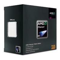 ore 9950 Agena Box Black Edition CPU Phenom X4 Quad-Core 2600 MHz Sockel AM2+ 2000 FSB 4096 KB 125 W ()