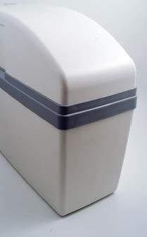 Adoucisseur d'eau non-électrique Compact