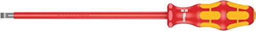 Wera 160 i VDE-isolierter Schlitz-Schraubendreher, 1,2 x 6,5 x 200 mm, 1 Stück, 05006126001