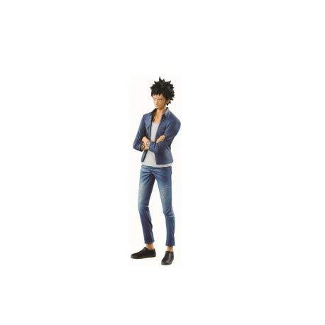 Anime & Manga ONE Stück King Of Artist Jeans Freak Trafalgar Law blau Pvc Figure Banpresto