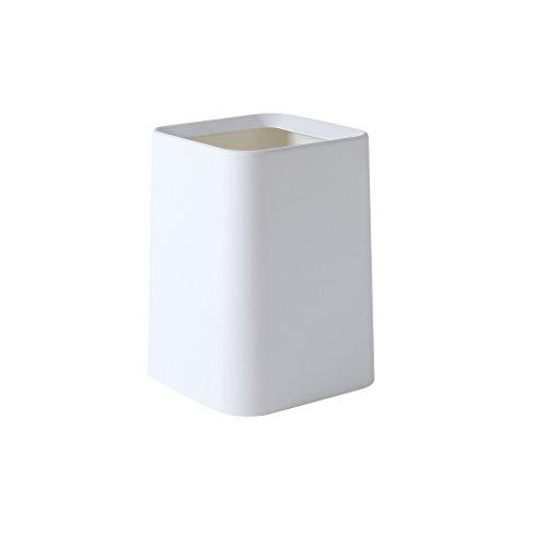 Homelx Japanischen Einfachen Stil Mülleimer Wohnzimmer Schlafzimmer Küche Badezimmer Doppelschicht Große Büro Papierkorb - Mülltonne Dual