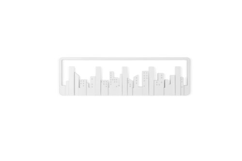 Umbra 318190-660 - Percha 5 Ganchos, Color Blanco