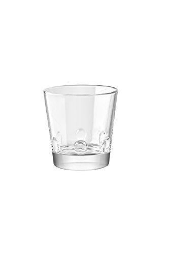 BARSKI europäischen Glas-Double Old Fashioned Tumbler Gläser-Einzigartige-stapelbar-Stecken, das nicht-Set von 6-12Oz-Made in Europe 12 Double Old Fashioned Gläser