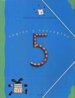 Carpetas de aprendizajes básicos 5 años: Lógica y conceptos. - 9788434863781