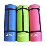 Colchoneta de yoga/pilates sin ftalatos y con certificado SGS - 15mm grueso - varios colores