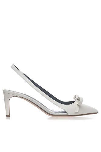 Red Valentino , Damen Pumps, Weiß - Bianco - Größe: 37 EU