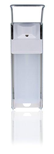 Desinfektionsspender, Desi- Wandspender, Aluminium für 500ml Euroflaschen (1x)