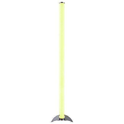 Design 6 Watt RGB LED Steh Stand Lampe Farbwechsler Fernbedienung Dimmer Globo ROCKY 25889