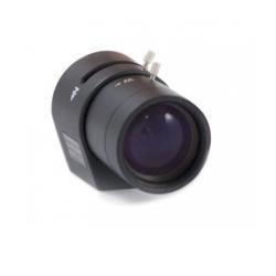 F7M4 - 5-50MM 1/91,44 cm IR Objektiv CCTV, BOX CS/C-MOUNT AUTO-IRIS VARI-FOCAL mit Kamera 50mm Varifocal Auto Iris