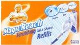 48 COUNT Mr. Clean Magic Reach Scrubbing Tub and Shower Pads, 6 Pack- 8 count ea = 48 refills MagicReach