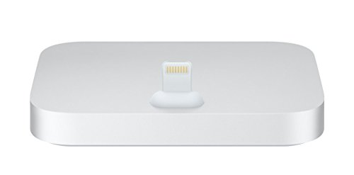 Dock Lightning per Apple iPhone - Argento
