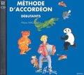Méthode et pédagogie LEMOINE MAUGAIN MANU - METHODE D'ACCORDEON VOL.1 - CD SEUL - ACCORDEON Accordéon