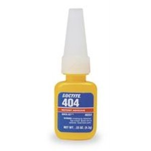 Loctite 46551 404 Quick Set Ethyl General Purpose Instant Adhesive, 1/3 oz...