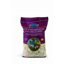 Johnston and Jeff Low Sunflower Diet for African Greys 12.75 Kg by Johnston & Jeff