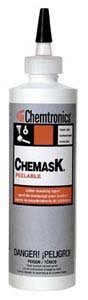 Chemtronics Solder Mask, Chemask, 8 oz. Squeeze Bottle by CHEMTRONICS