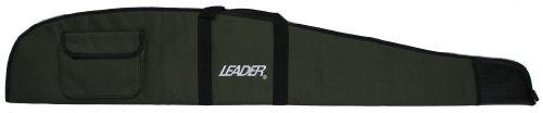 Produktbild Gewehrtasche Futteral mit Außentasche Leader 132x25 für Waffen mit Zielfernrohr grün