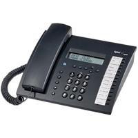 tiptel 82 system anthrazit ISDN-SystemTelefon für tiptel 4011 XT und tiptel 3022/11 office