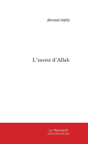 Livre gratuits en ligne L'invité d'Allah pdf, epub