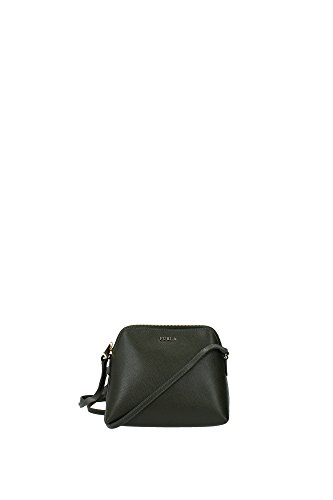 FURLA Women's Cross-Body Bag green green