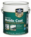 KST COATING - Mobile Home Roof Coat, 0.9 Gal.