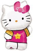 Hello Kitty verano Supershape globo de la hoja