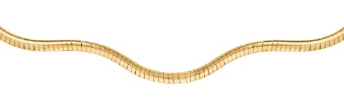 Carissima Gold - Collier Femme (9 cts) Or Jaune