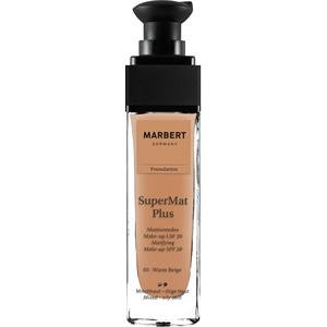 Marbert Super Mat Plus Make Up Nr. 04 Suntan Beige (SPF 20) 30 ml