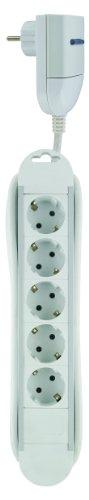Preisvergleich Produktbild Home Easy HE892S  Funk-Steckdosenleiste mit Schlüsselanhänger/ Fernbedienung