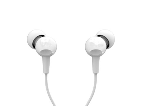 Microsoft Surface 2 Compatible In the Earphone / headphone / Handfree / Headset WIth Mic / 3.5mm Jack And Music Equalizer - White  available at amazon for Rs.349