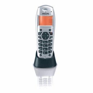 Philips Sagem Zusatzhörer Magic 5 Serie schwarz/weiß Display Philips Telefon-telefon